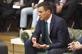 Sánchez se lanza contra Iglesias: No se puede armar la política de España con la hoz y el martillo