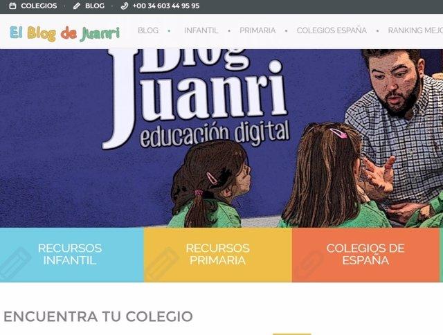 El blog de Juanri