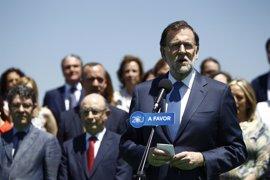 "Rajoy: ""Desde luego, lo de Cataluña realmente da pena"""