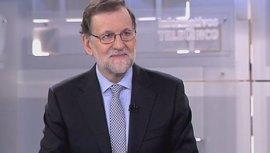 """Rajoy, sobre el programa económico de Podemos: """"Pretende ser sueco pero encubre la realidad griega"""""""