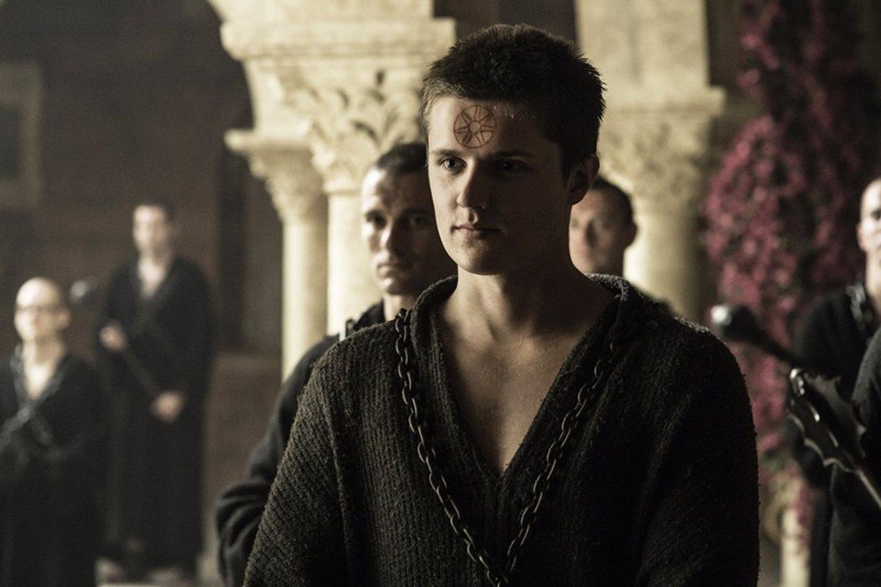 Lancel Lannister en Juego de tronos