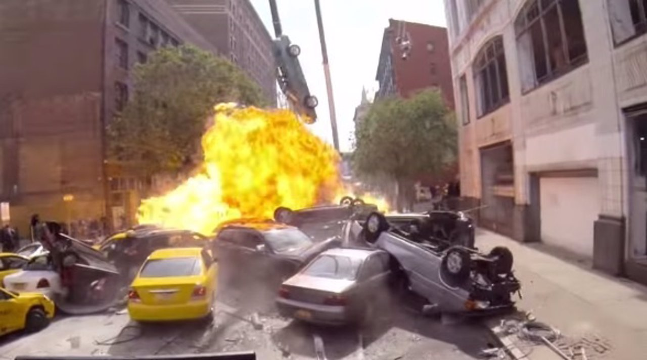 Secuencia Fast and Furious 8