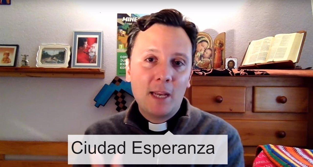 Proyecto Ciudad Esperanza, impulsado por el sacerdote marianista Daniel Pajuelo