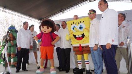 Comparte hotel con Bob Esponja, Dora y la Tortugas Ninja en el Caribe