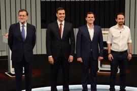 Sánchez e Iglesias critican a la UE con los refugiados y reprochan a Rajoy la escasa acogida en España