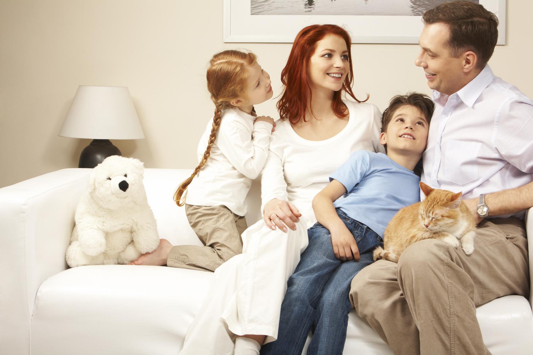 La comunicación en familia