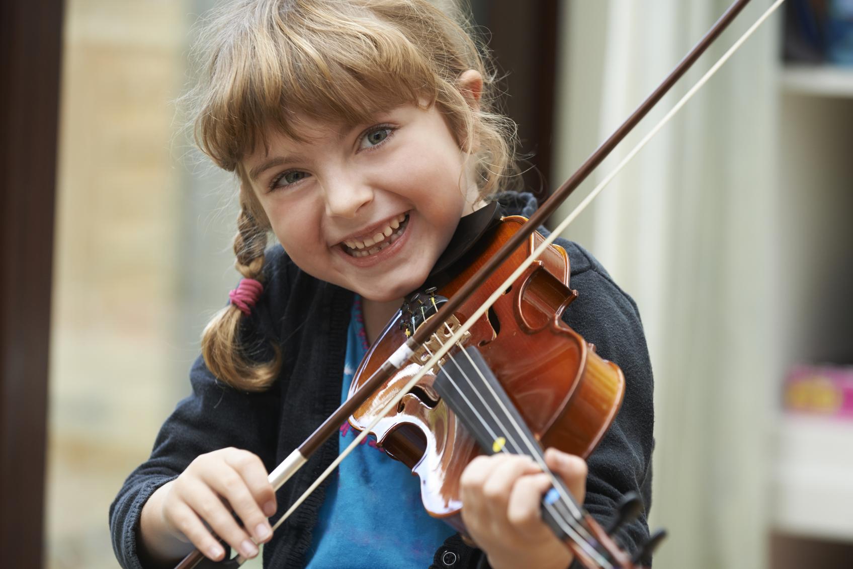 Los beneficios de estudiar música
