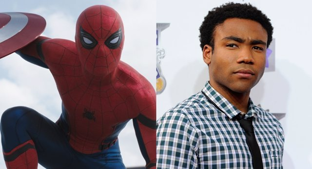 Donald Glover En Spiderman Homecoming