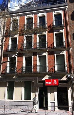 Sede Del PSOE, En Ferraz