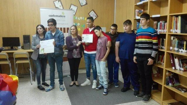 El centro de educación especial O Pedroso, premiado por su defensa del monte