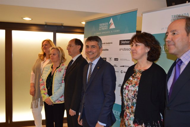 Presentación de la Trobada Empresarial al Pirineu