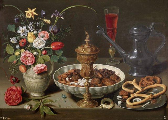 El Museo Del Prado Organiza Una Exposición En Amberes Dedicada A Clara Peeters