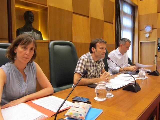 Comisión Extraordinaria de Movilidad sobre el tranvía de Zaragoza