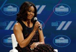 Michelle Obama viajará a finales de junio a España