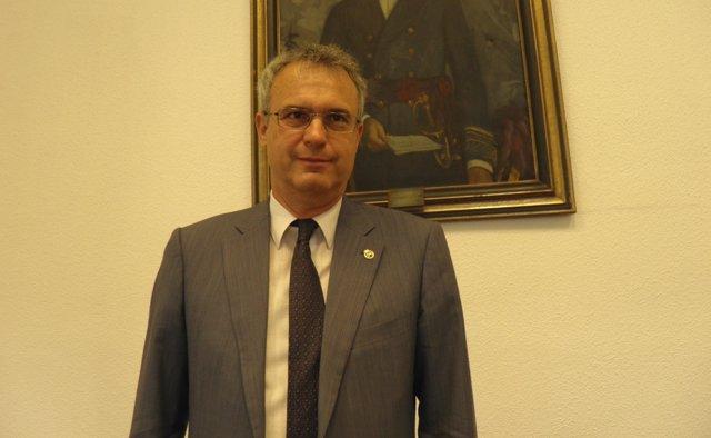Eduardo Rojas, nuevo rector del Colegio de Ingenieros de Montes