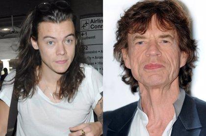 ¿Interpretará Harry Styles a Mick Jagger en una película sobre The Rolling Stones?