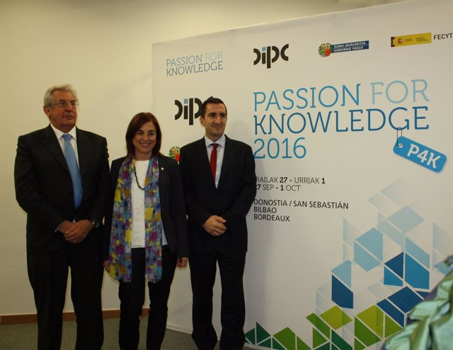 Presentación de Passion for Knowledge
