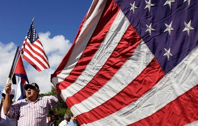 Cubanos en Estados Unidos