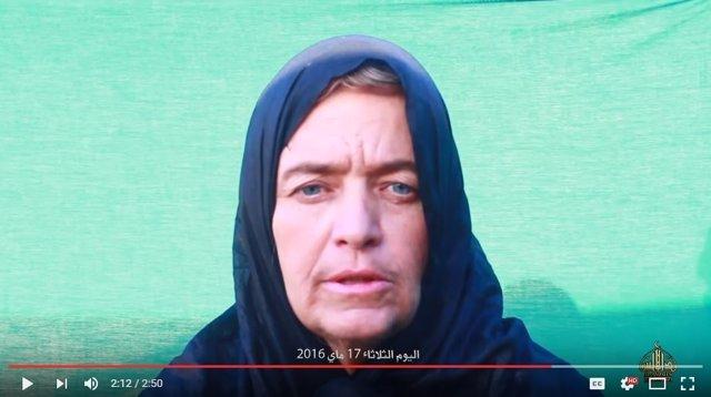 Beatrice Stockly, misionera suiza secuestrada por AQMI
