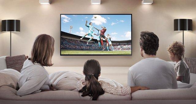 La Televisi 243 N No Monopoliza A Los J 243 Venes La Mitad