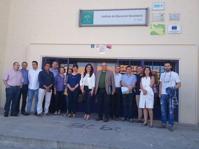 Dos Ies De Jaén Contarán Con Nuevos Proyectos De Fp Dual