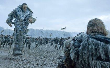 Juego de tronos: ¿Cuánta gente hizo falta para rodar la Batalla de los Bastardos?