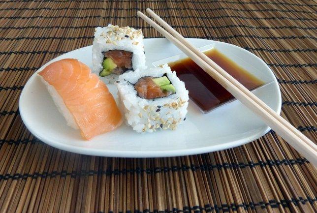 Sushita, sushi