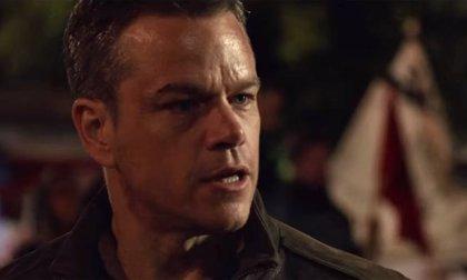 Matt Damon golpea duro en el nuevo clip de Jason Bourne