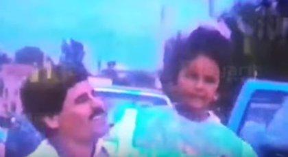 Difunden un vídeo personal e inédito de 'El Chapo' Guzmán