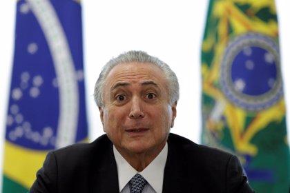 Brasil.- Temer busca el cierre de la televisión pública TV Brasil