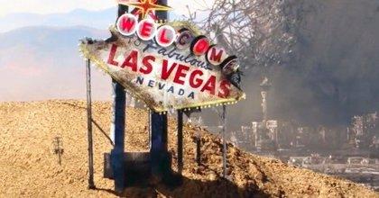 Las Vegas arrasada en el nuevo clip de Independence Day: Contraataque