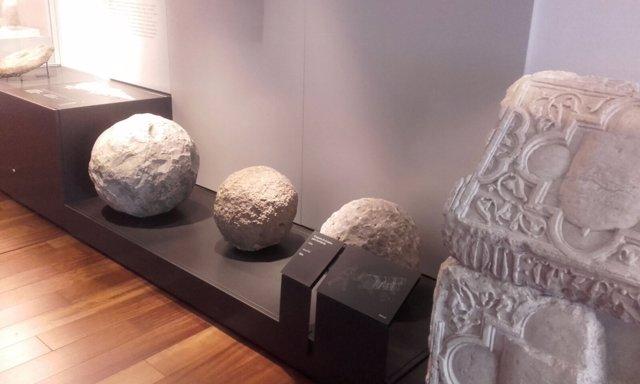 Pieza que trataron robar del Museo Arqueológico