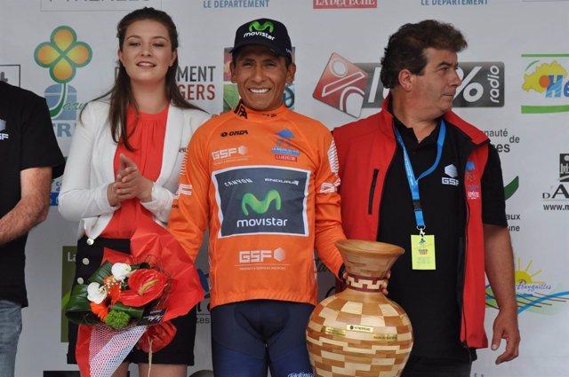 Nairo Quintana ganador Ruta del Sur