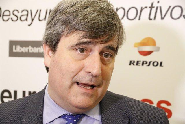 Miguel Cardenal, Desayunos Europa Press