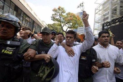 Comienza la audiencia de apelación contra la condena de Leopoldo López