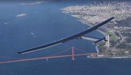 El avión Solar Impusle II, en Sevilla a final de semana si el tiempo no lo impide
