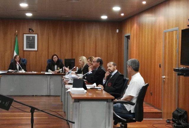 Jurado acusado asesinato expareja profesora Torremolinos