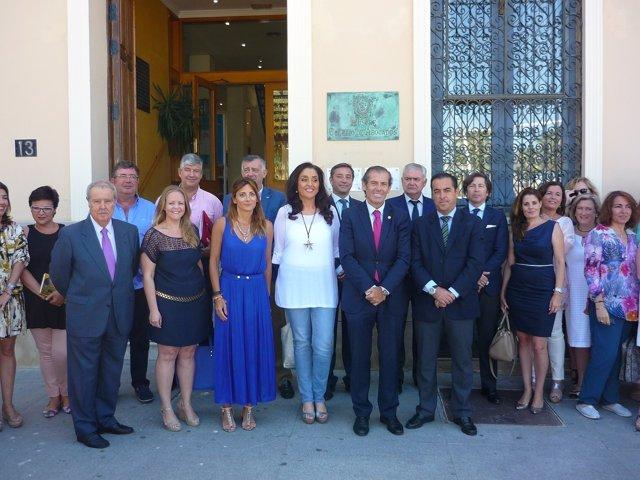 Nota De Prensa Y Fotos Aniversario CMICAMALAGA