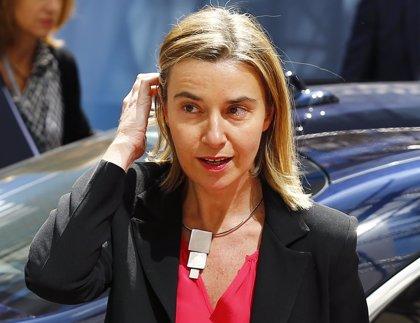La UE ve prioritario que mejore la situación en Venezuela y dice que apoyará la misión de Zapatero