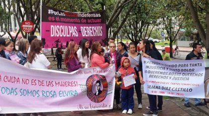 Organizaciones colombianas buscan tratar la violencia sexual en los acuerdos de paz