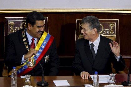 """Ramos Allup se niega a dialogar con Maduro: """"¿Usted se cree que somos tontos?"""""""