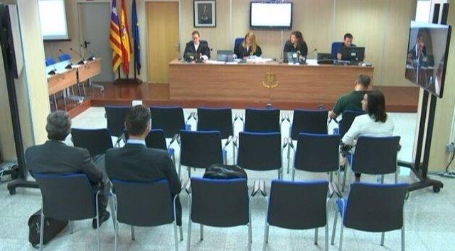 Penúltima sesión del juicio del caso Nóos
