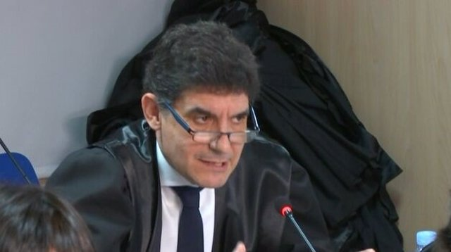 Javier Ortega, abogado de Mercedes Coghen