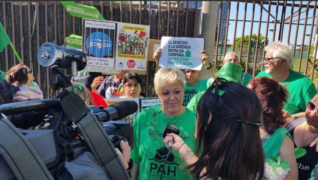 Activista de la PAH