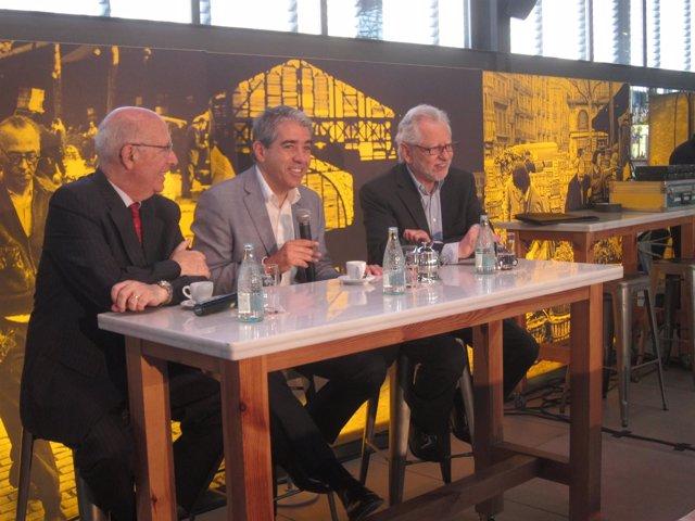 C.Viver Pi-Sunyer, F.Homs, F.Homs y J.Rigol