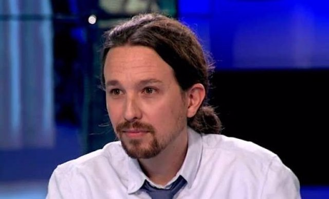 Pablo Iglesias, entrevistado en El Objetivo de La Sexta