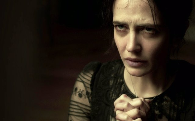 Eva Green es Vanessa Ives en Penny Dreadful