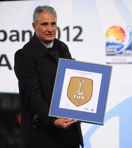 Tite, entrenador del Corinthians
