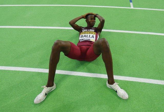 Atleta catarí