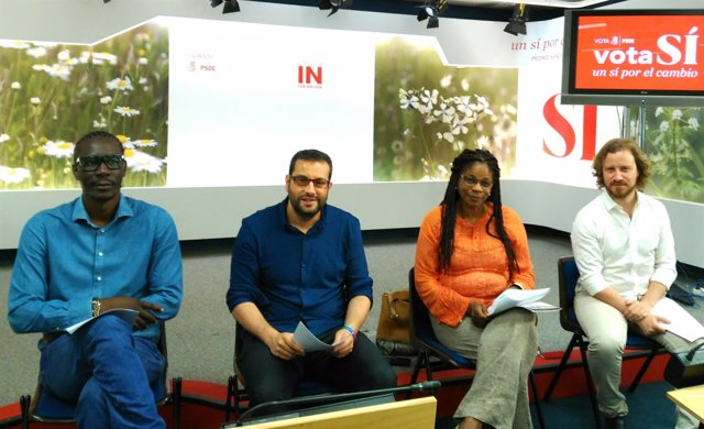Presentación programa PSOE Igualdad en la Diversidad